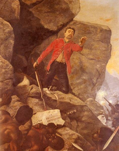 The Last Of The 24th Isandula 1879